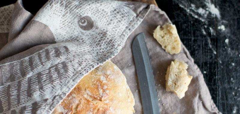 Čudežni kruh brez gnetenja