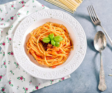 Chitarra all'Amatriciana