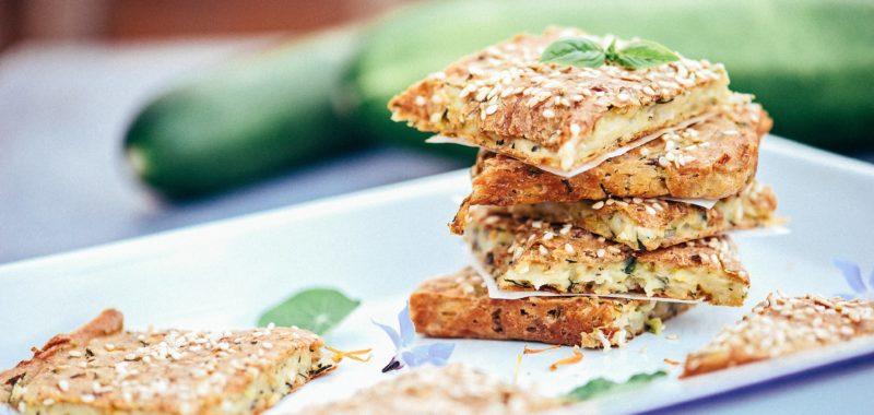 Batzina - Greek zucchini pie