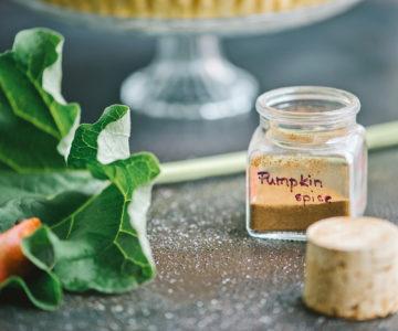 Začimbna mešanica 'pumpkin spice'
