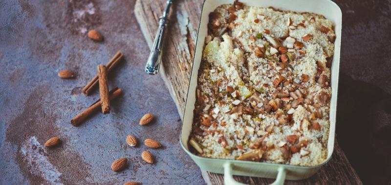 Oriental couscous