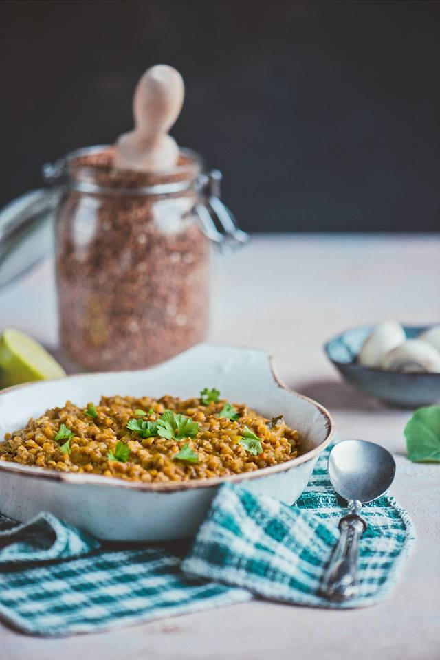buckwheat curry