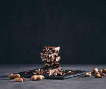 Domača Bali čokolada
