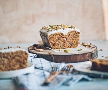 Korenčkova torta